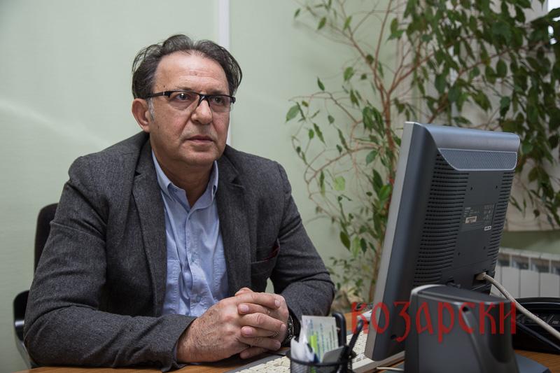 Željko Škondrić, predsjednik Gradske izborne komisije